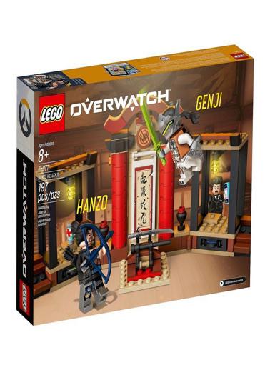 Lego Lego Overwatch Hanzo vs Genji 75971 Renkli